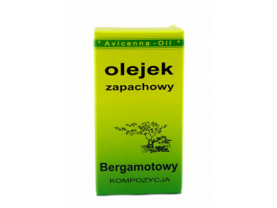 Olejek bergamotkowy 7 ml