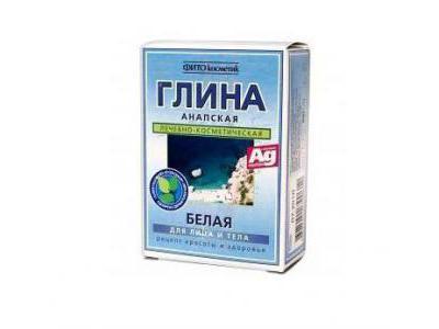 Fitokosmetik Glinka anapska 100g