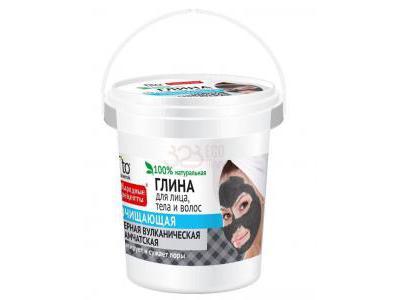 Fitokosmetik Czarna glinka Kamczacka 155ml
