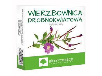 Wierzbownica 60 tabletek Alter Medica