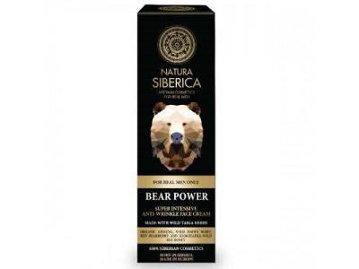 NATURA SIBERICA MEN Krem Bear Power 50ml