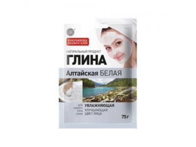 Fitokosmetik Glinka ałtajska biała 75g