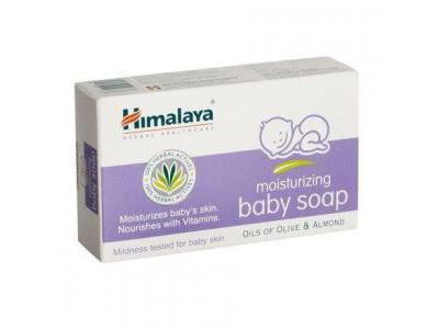 Mydło dla dzieci Nawilżające 75g Himalaya
