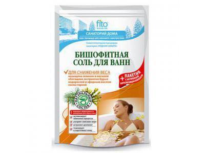 Fitokosmetik Sól do kąpieli z Biszofitem 500g