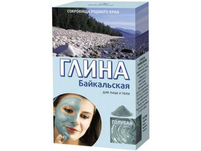 Fitokosmetik Bajkalska Glinka Błękitna 100g
