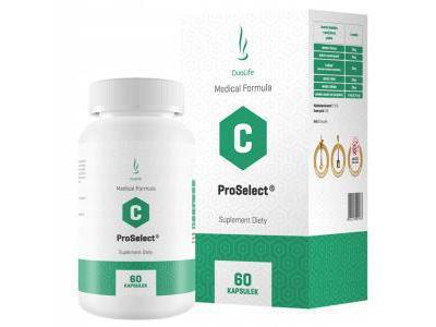 ProSelect 60 kapsułek DuoLife