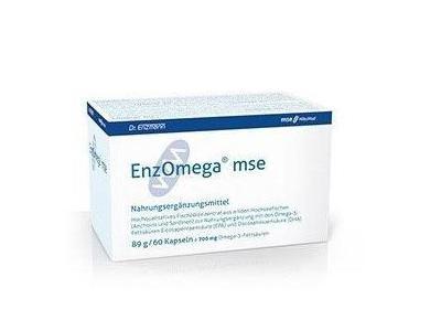 EnzOmega MSE Dr Enzmann 60 kapsułek