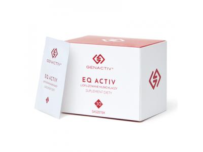 GENACTIV EQ Activ liofilizowane mleko klaczy 30sasz.