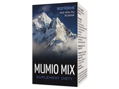 SANBIOS MUMIO MIX 60 tabl