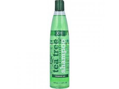 TEA TREE Moisturising szampon 400ml