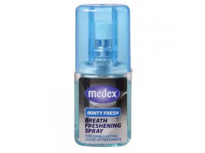 MEDEX Breath Freshening spray odświeżacz do ust