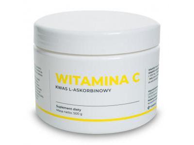VISANTO Witamina C Kwas L-Askorbinowy 500 g