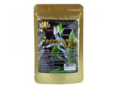 Andrographis Paniculata ziele mielone 50g YUCCA