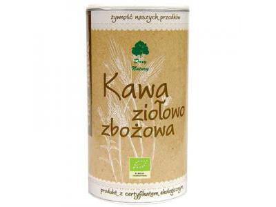 Kawa ziołowo-zbożowa 200g (tuba) BIO DARY NATURY