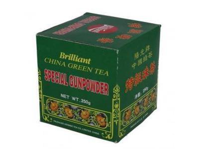 Herbata Gun Powder brilant 250g Meridnian