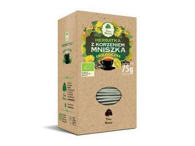 Herbatka z Korzeniem Mniszka EKO 25x3g DARY NATURY