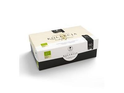 Kolekcja Herbatek Premium EKO 90 saszetek DARY NATURY