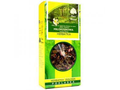 Herbata Miłorzębowa 50g DARY NATURY