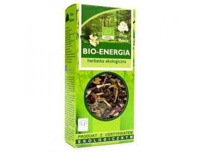 Herbata Bio-energia 50g BIO DARY NATURY