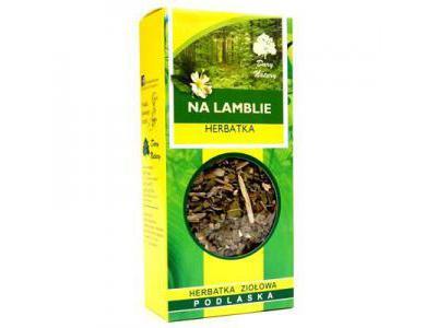 Herbata Na Lamblie 50g DARY NATURY
