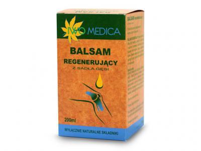Balsam regenerujący z SADŁA GĘSI 200 ml
