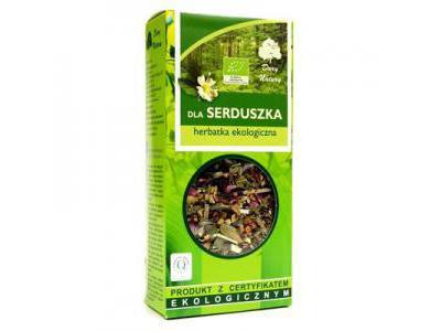 Herbata Dla Serduszka 50g BIO DARY NATURY