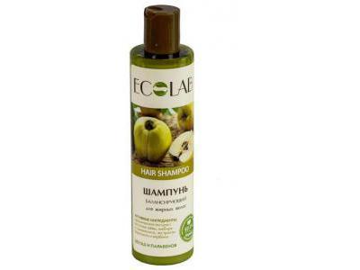 EcoLab Szampon normalizujący włosy tłuste 250ml