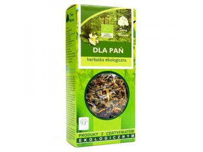 Herbata Dla Pań 50g BIO DARY NATURY