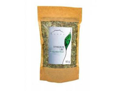 Epimedium liść HORNY GOAT WEED 50g