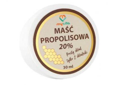 MyVita Maść Propolisowa 20% 30ml