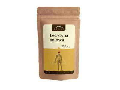Lecytyna sojowa 250g
