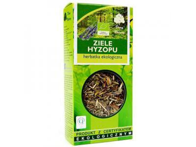 Hyzop ziele BIO 50g DARY NATURY