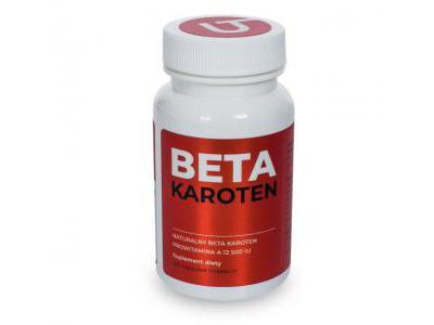 VISANTO Beta Karoten 12 500 IU 240 kapsułek