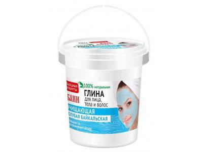 Fitokosmetik Glinka niebieska Bajkalska 155ml