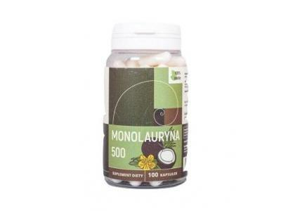 Monolauryna 500 mg 100 kapsułek