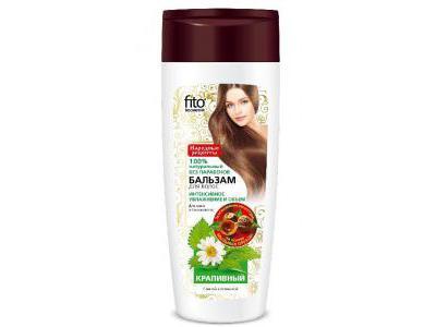 Fitokosmetik Balsam do włosów pokrzywowy 270ml