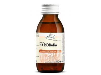 SYROP NA ROBAKA 100 ml Herbapol