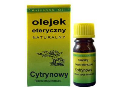 Olejek eteryczny Cytrynowy 7ml