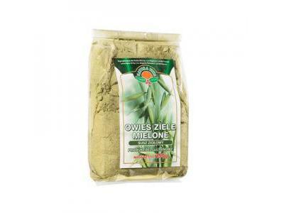 NATURA-WITA Owies ziele mielone 250g