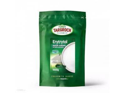 ERYTROL ERYTRYTOL naturalny słodzik 1kg