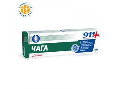Żel balsam Czaga 911 - 100 ml
