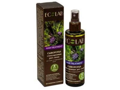 Ecolab serum stymulujące wzrost włosy suche 200 ml