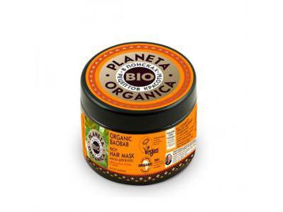 Planeta Organica Maska do włosów Baobab 300ml