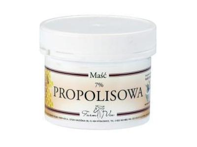 Maść propolisowa 7% 150ml FarmVix