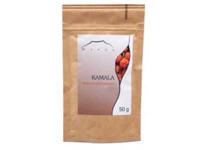 Kamala mielona 50g