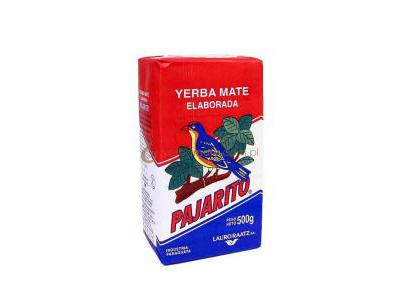 Yerba Mate Pajarito Tradicional 500g