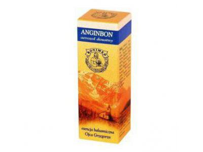 Anginbon aerozol doustny 9 ml