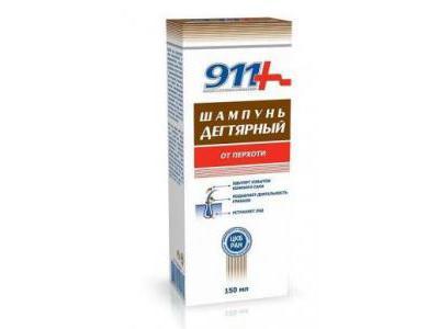 Szampon Dziegciowy 911 Przeciwłupieżowy 150 ml