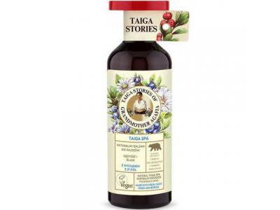 Agafia Tajga balsam włosy objętość i blask 500ml