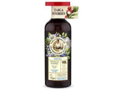 Agafia Tajga szampon gęstość i blask 500ml